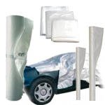 masking film for vehicles, statical...