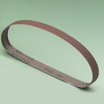 10 Sanding belts for belt sanders, Body file P40-80