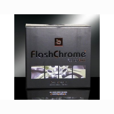 FlashChrome Set LARGE - Chromelack Komplettset 4Ltr.