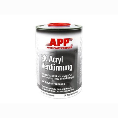 APP 2K Acryl Verdünnung AVN normal, 500ml