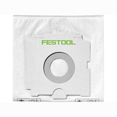 5x FESTOOL  SELFCLEAN Filtersack SC FIS-CT SYS