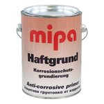 MIPA 1K primer H624 - maroon, basic metal spraying 2.5 Ltr.
