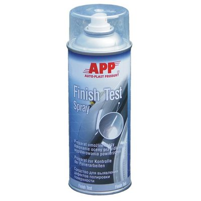 APP Finish Test Spray - Kontrolle der Polierarbeiten, 400ml