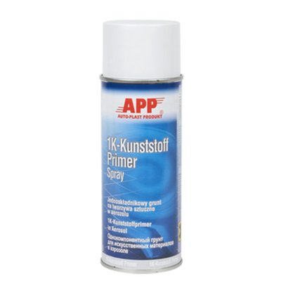APP 1K Kunststoffprimer Spray, 400ml