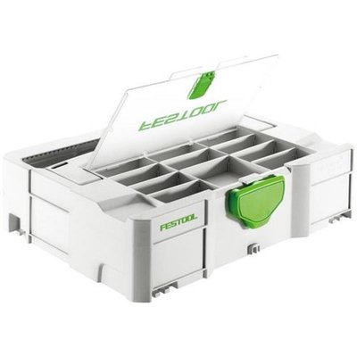 FESTOOL Systainer T-LOC DF SYS 1, 2, 3 TL-DF