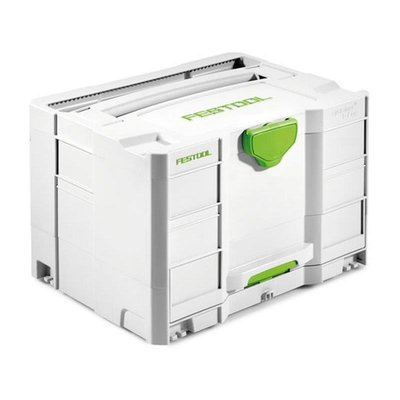 FESTOOL Systainer T-LOC SYS-Combi 2, 3
