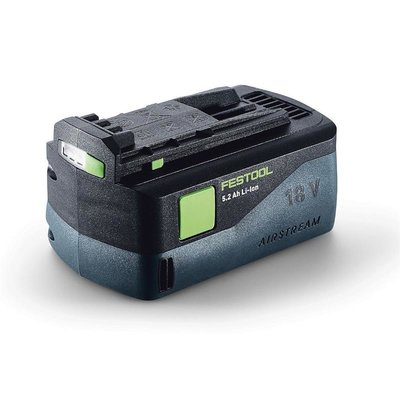 FESTOOL Akkupack BP 18 Li 5,2 AS (alt:500435) f. T18+3,...
