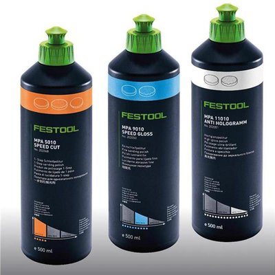 FESTOOL MPA Polituren orange/blau/weiss je 500ml...