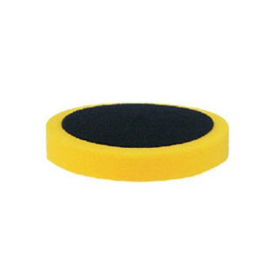 APP Universal Polishing Pad Ø150mm x 2,5 cm yellow, Velcro