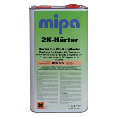 MIPA 2K MS-Härter MS25 normal, 5 Ltr.