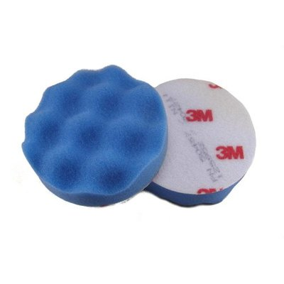 3M 50457 Ultrafine SE Anti-hologram polishing sponge,...
