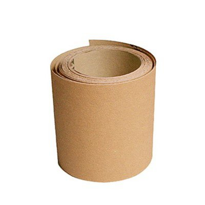 MP Schleifpapier-Rolle Gold 5m x 115mm P80 Rutscherpapier