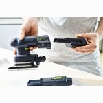 Festool Akku-Rutscher RTSC 400 Li 3,1 I-Plus, Bluetooth®...