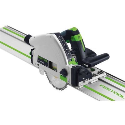 FESTOOL Tauchsäge TS 55 Camp-Set, im Systainer