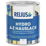 Relius Hydro A-Z Hauslack weiß 0,75 /2,5 /12Ltr.