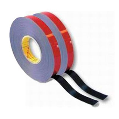 3M Acrylic Plus Tape PT1100 black E 80318, 6mm x 20m, 2p.