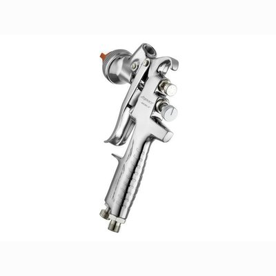 AIR GUNSA AZ3 HTE-S IMPACT Lackierpistole chrome 1,2-2,0mm, 600ml