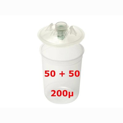 3M PPS System Kit from 16,000 to 0.7 liters, 200µ, 50 bags + 50 cover