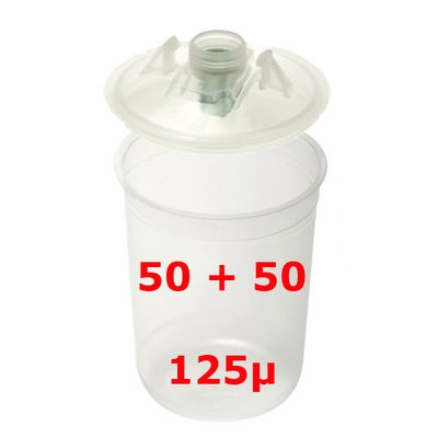 3M Mini PPS System Kit 16752-170 ml, 125µ, 50 bags + 50 cover