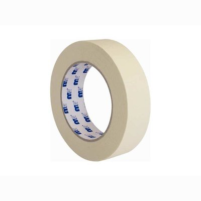 Masking Tape 610 to 80 ° C Tape painters tape 25mm x 50m