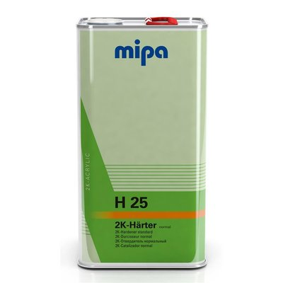 MIPA 2K hardener H25 normal f. Acrylic paints, industrial...