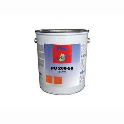 MIPA 2K PU paint PU 200-50 semi-gloss spray 5kg, PG 1