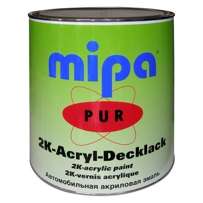 MIPA 2K PUR paintwork special tone LM 0266 - Fendt green...
