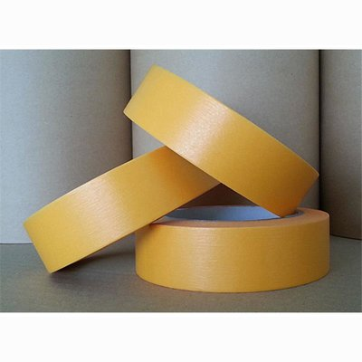 Washi Tape gold ribbon 120 ° C Masking tape 90µm extra...
