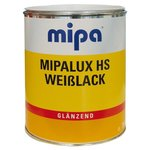 Mipalux HS white lacquer high glossy white 750 ml