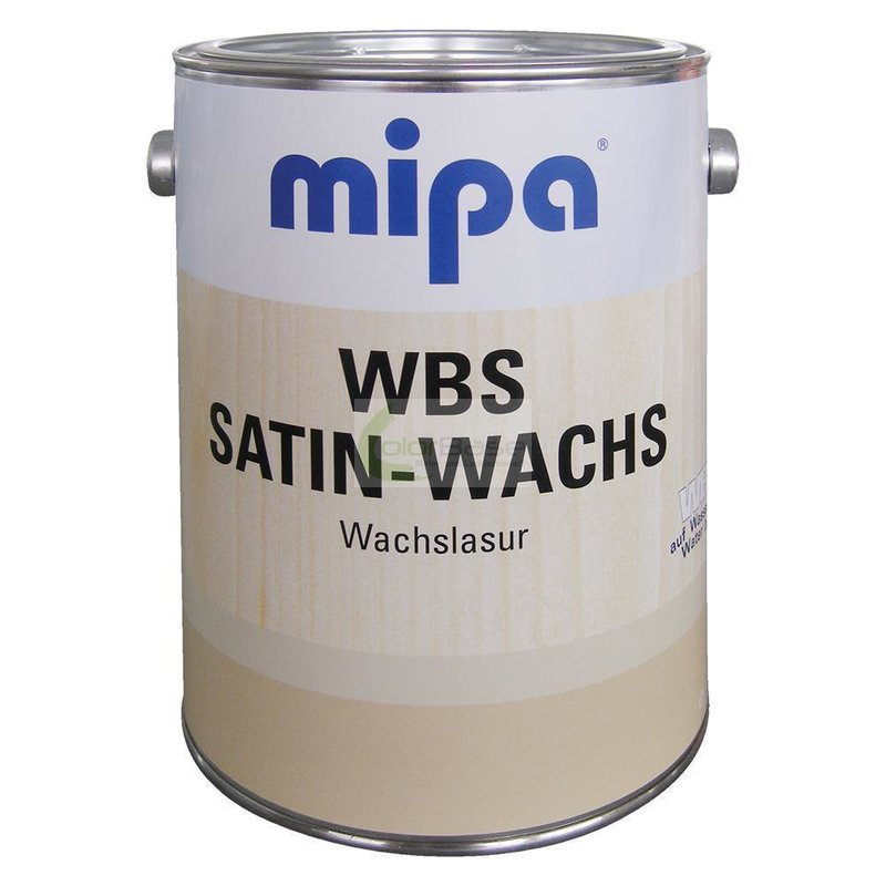 mipa wbs satin wachslasur matt transparent weiss 2 5ltr. Black Bedroom Furniture Sets. Home Design Ideas