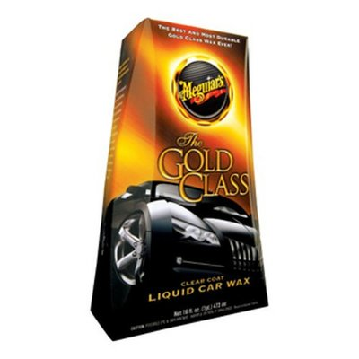 Meguiars Gold Class Carnauba Plus Liquid Wax G7016, 473ml