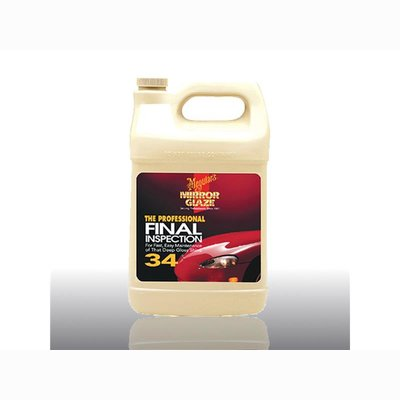 Meguiars FINAL INSPECTION M3401, 3,78l