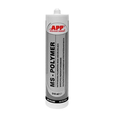 APP MS Polymer sealant spray sprayable sealant, 310ml