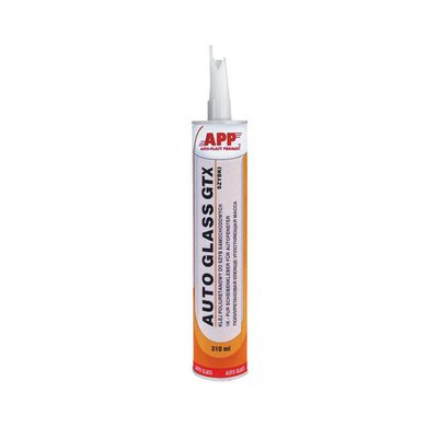 APP Autoglass GTX window adhesive Glass adhesive...