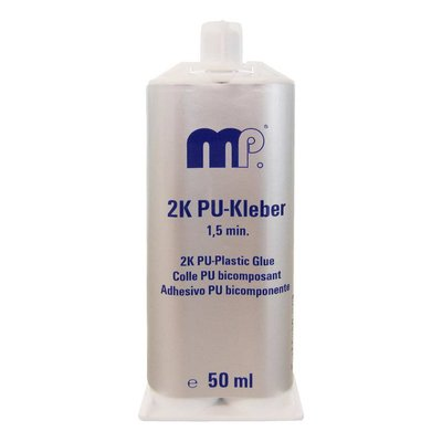 MP 2K PU adhesive + 2k mixing nozzles all purpose glue...